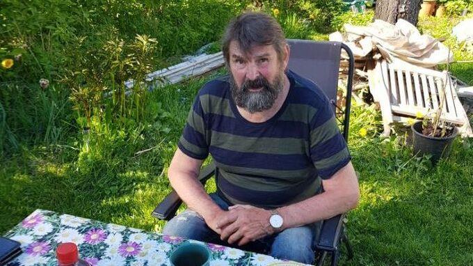 77-årige Guy har varit försvunnen sedan i söndags.