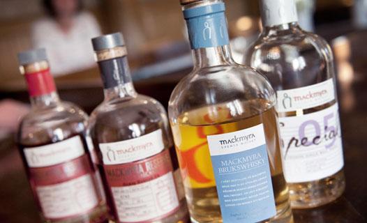 Mackmyrasuccén. Mackmyra whisky startade den svenska whiskytrenden. Nu kommer efterföljarna.