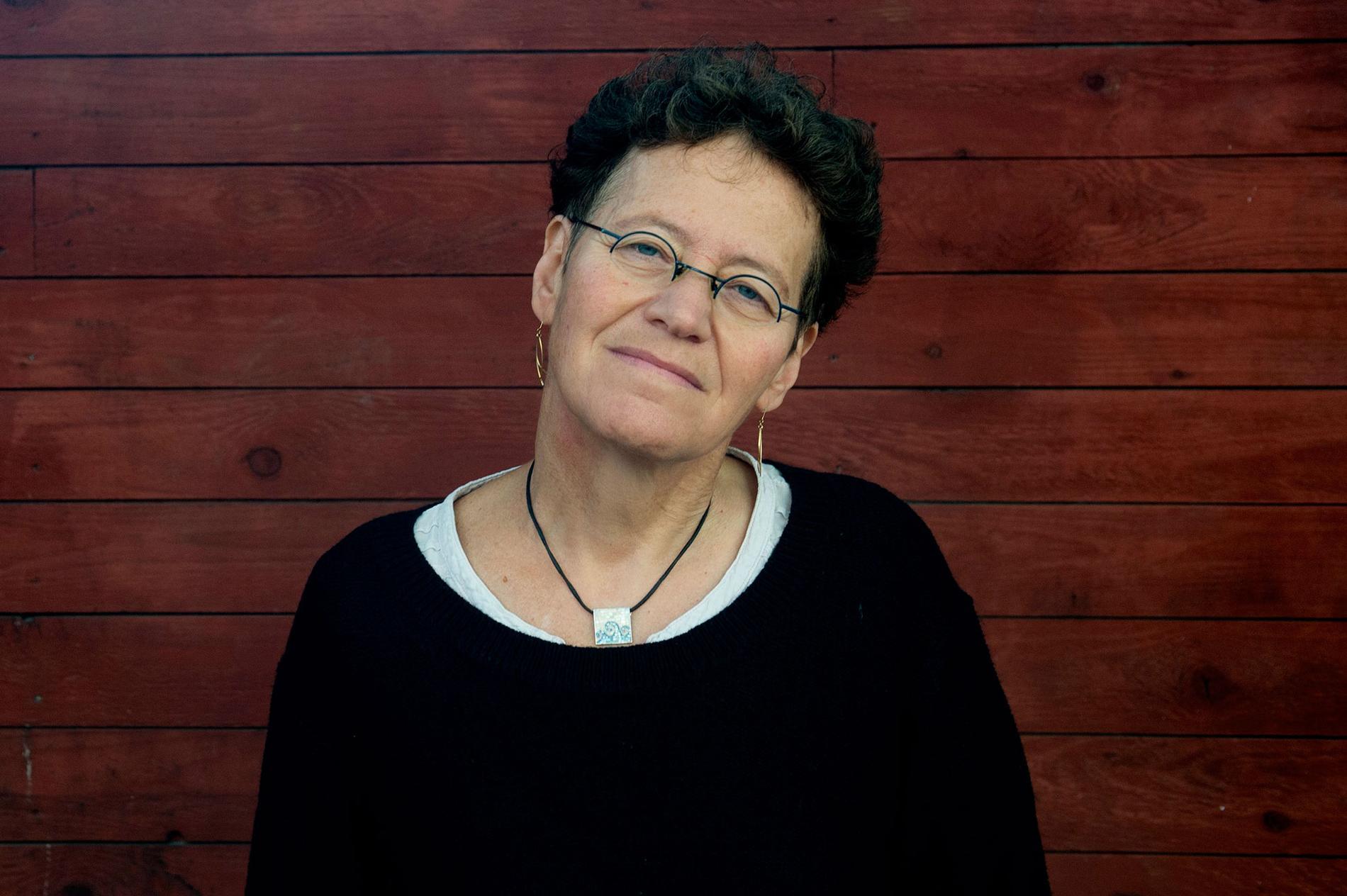 Lena Einhorn, doktor i virologi.