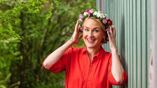 Olga Persson, förbundsordförande i Unizon.