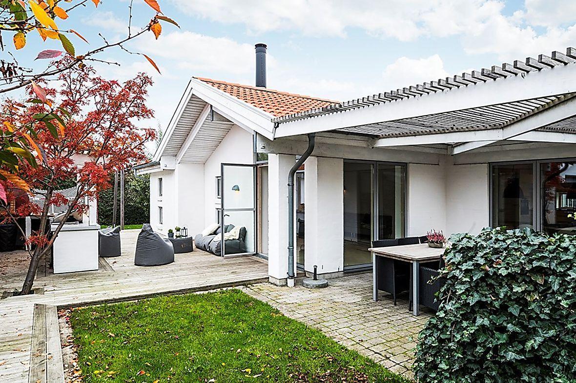 Villa i Bunkeflostrand.