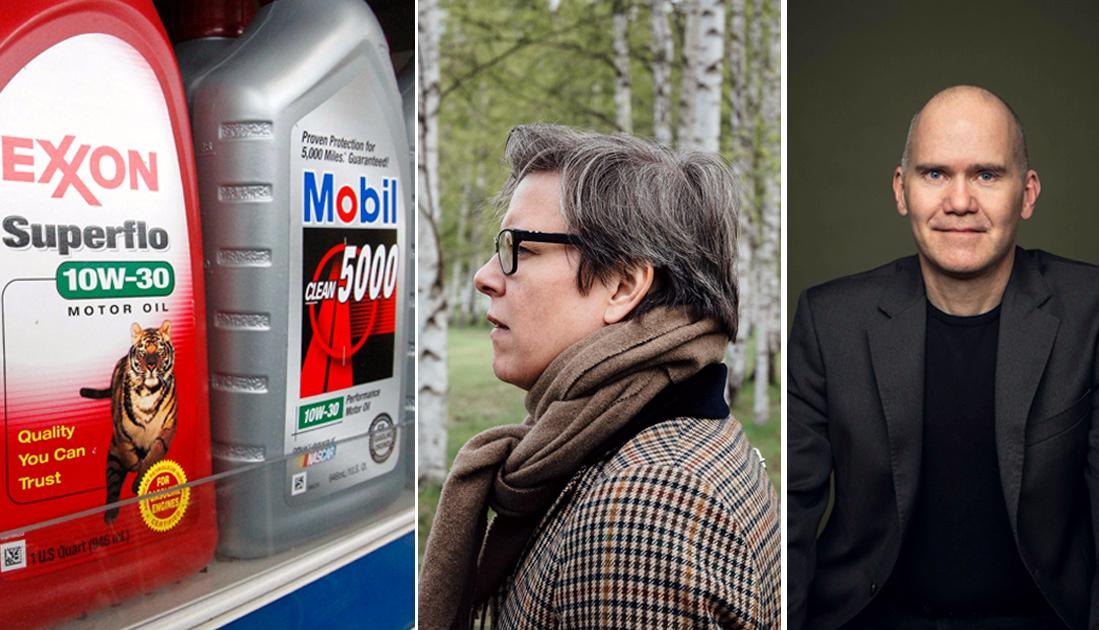 """Desinformation är ett problem på flera sätt i klimatdebatten. Dels vad gäller oljebolag som Exxon mobil som betalar organisationer för att förneka klimathotet, och dels gällande debattörer som likt Lena Andersson vägrar att googla. Det menar Maths Nilsson, aktuell med boken """"Spelet om klimatet – vem kan man lita på i klimatdebatten""""."""