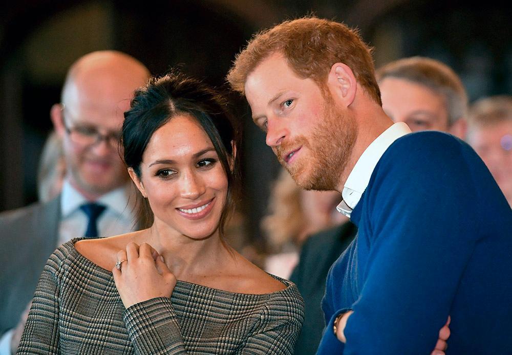 Prins Harry och Meghan har ett kontrakt med Netflix som enligt uppgift är värt nära en miljard kronor.