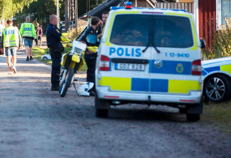 Flashback Drunkning Umeå
