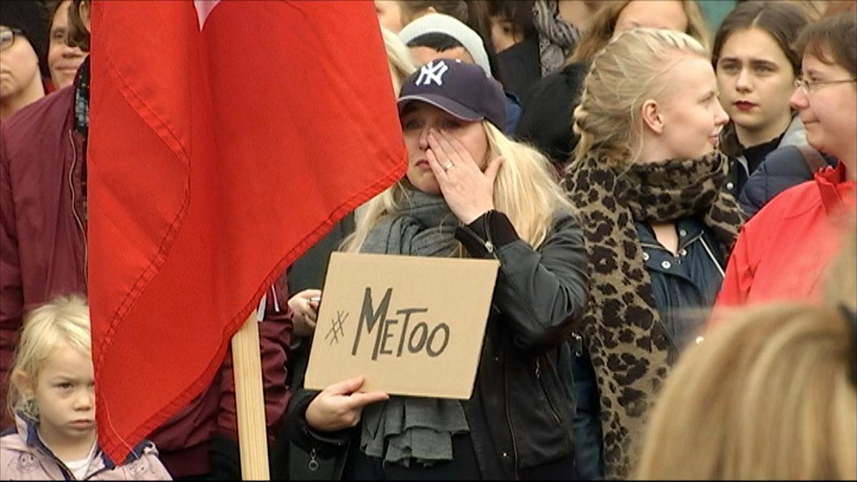 """""""Metoo puttrar faktiskt på fortfarande, trots bakslag och viss utbrändhet"""", skriver Malin Krutmeijer efter att ha sett SVT:s dokumentärserie """"Metoo – hösten som förändrade Sverige""""."""