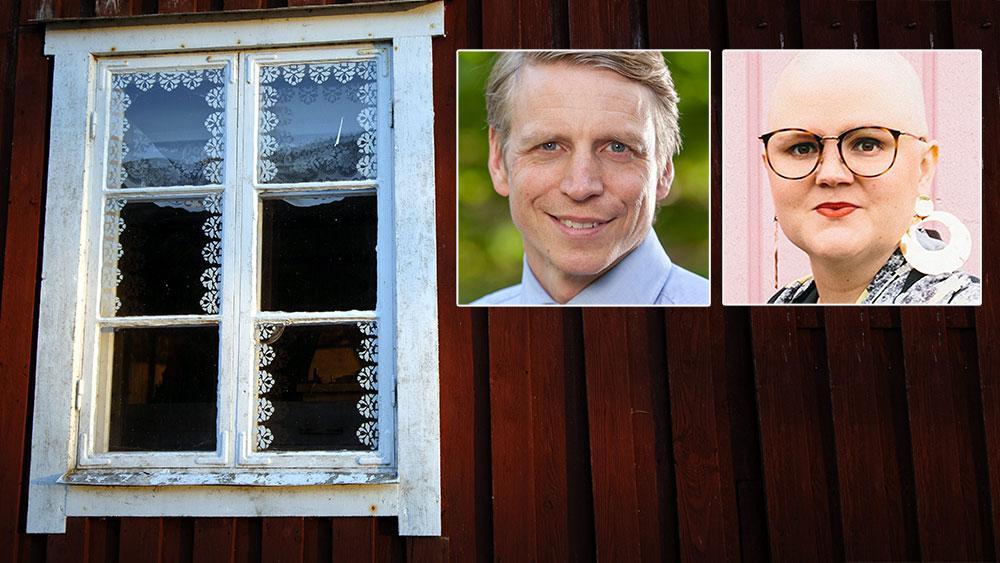 Inför statliga egnahemslån som möjliggör nybyggnation eller renovering av övergivna hus som skapar nya året runt-bostäder. Det finns många platser runt om i vårt land där banken ofta säger nej till lån, skriver Per Bolund och Emma Hult (MP).