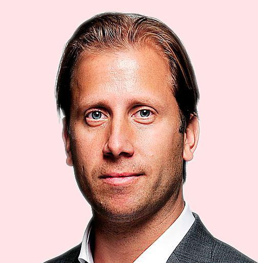 Sportbladets Simon Bank.