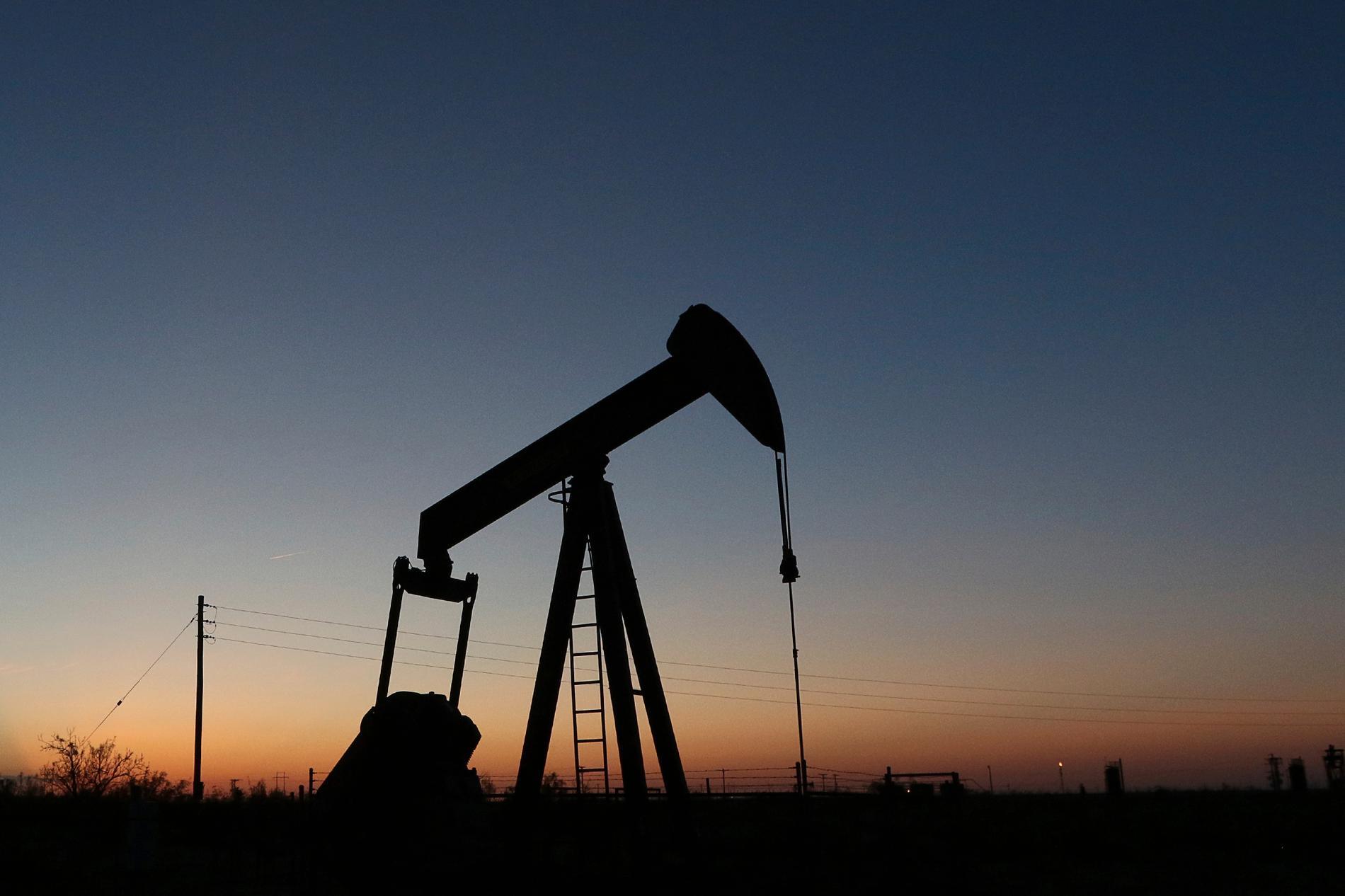 Oljepriset fortsätter att falla. Arkivbild.