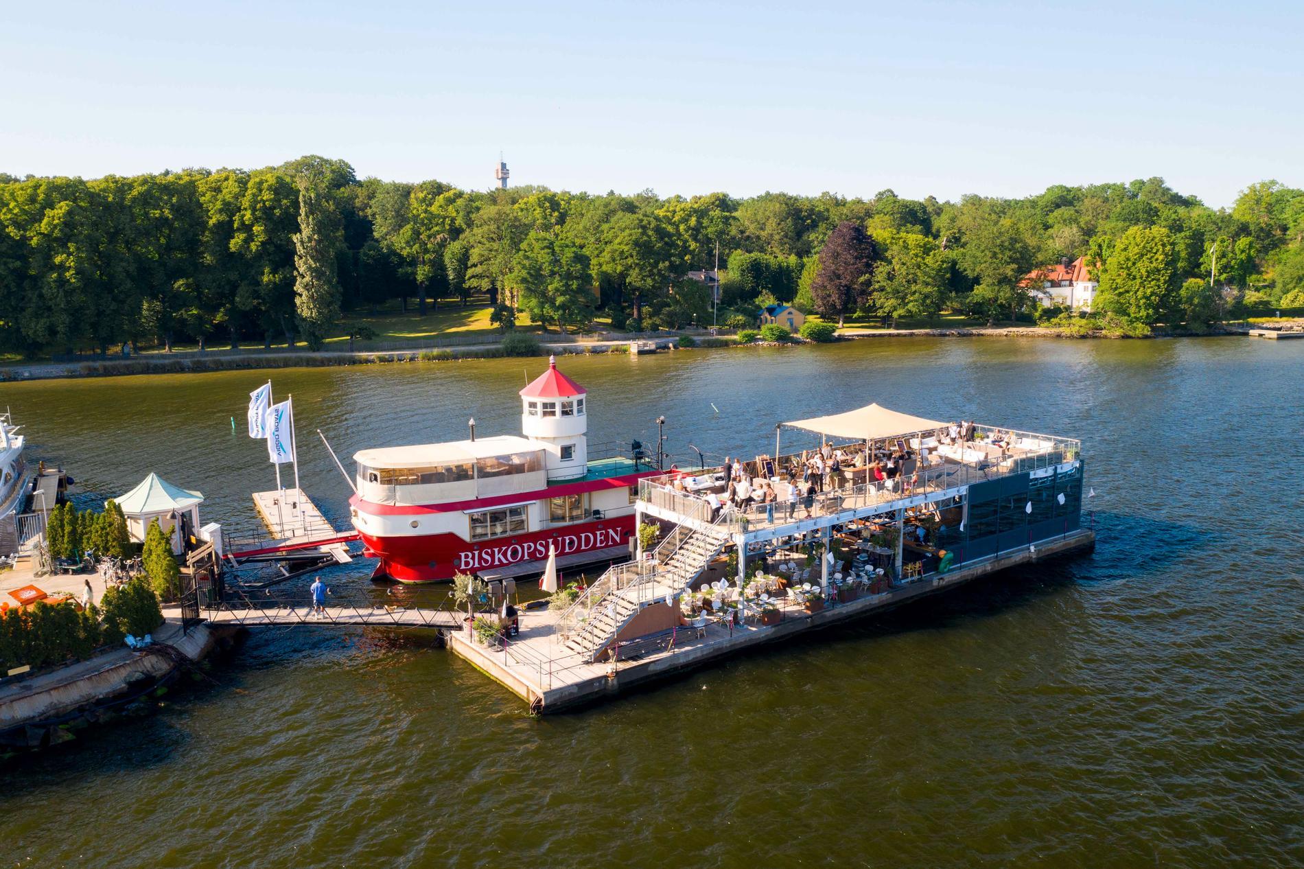 Riche pelago i Stockholm har öppet juli och augusti.