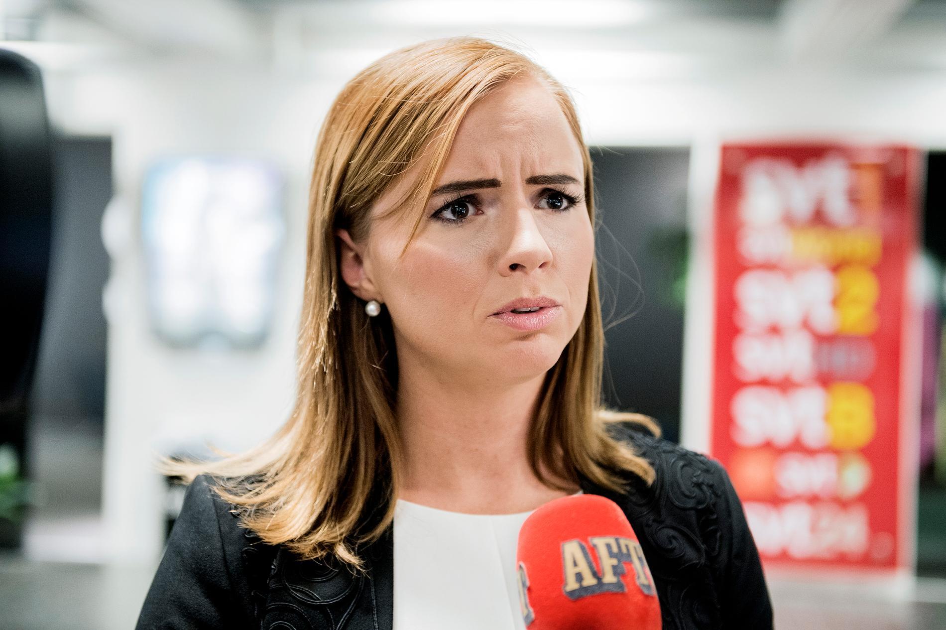 Sara Skyttedal förlorade tvisten mot DN