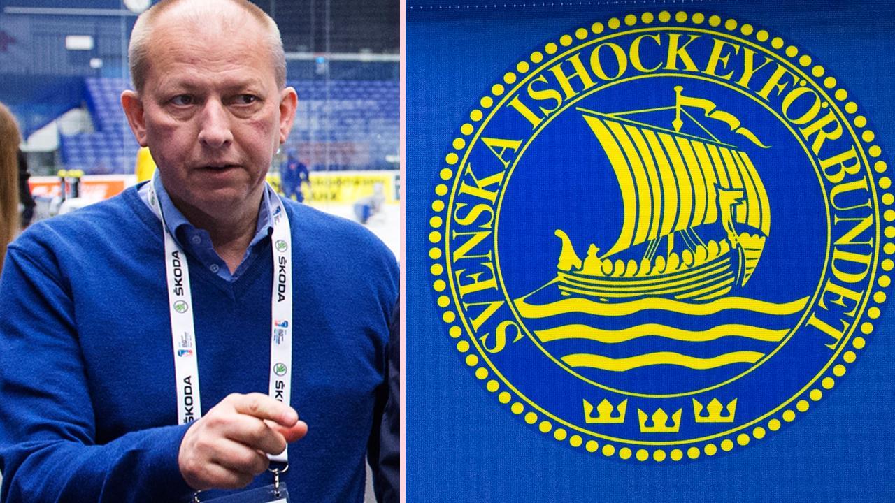 Anders Feltenmark tvingas lämna Ishockeyförbundet efter 24 år.