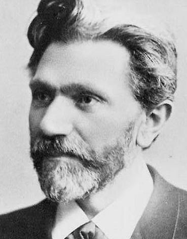 """August Bebel (1840–1913), tysk socialdemokrat, myntade uttrycket """"socialism för dårar""""."""
