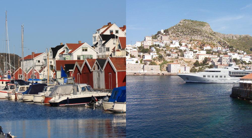 Åstol – grekiska ö-världen