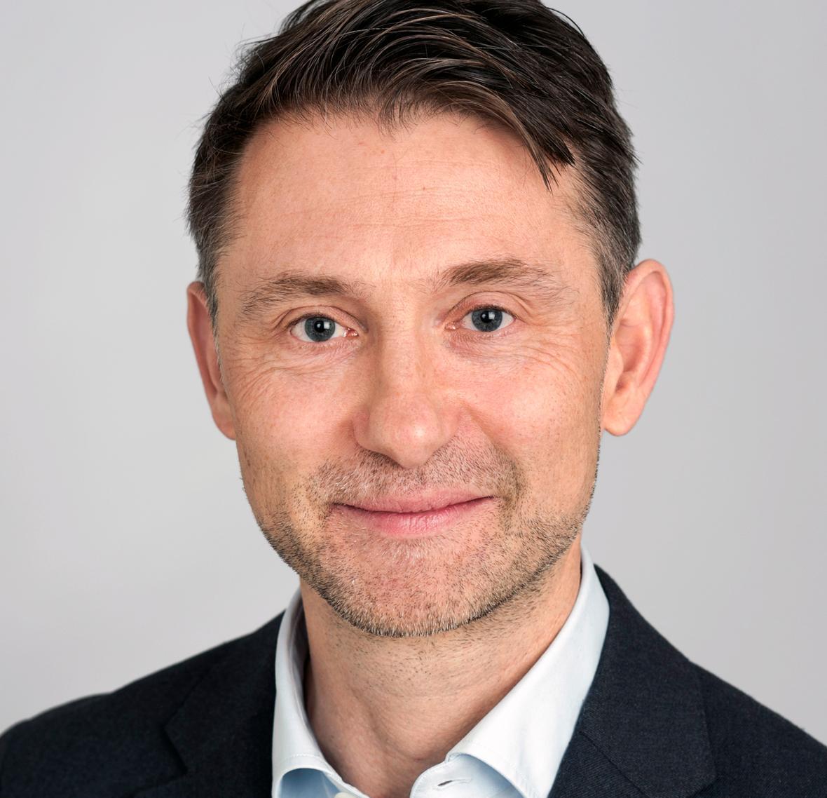 Andreas Wallström, tillförordnad chefsekonom på Swedbank.