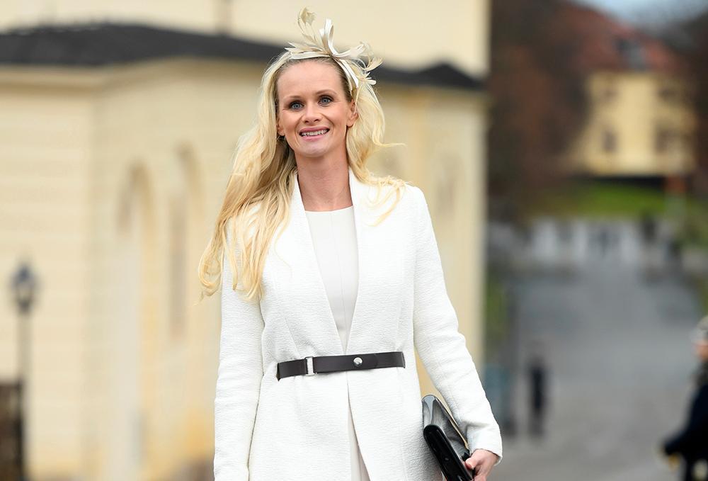 Frida Vesterberg är nära vän till prinsessan Sofia. De startade Project Playground tillsammans 2010.