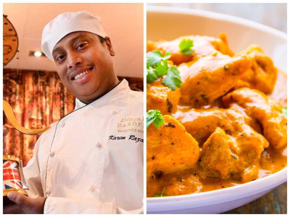 Indier har en omätbar kärlek till kryddor, enligt kocken Karim Rezaul.