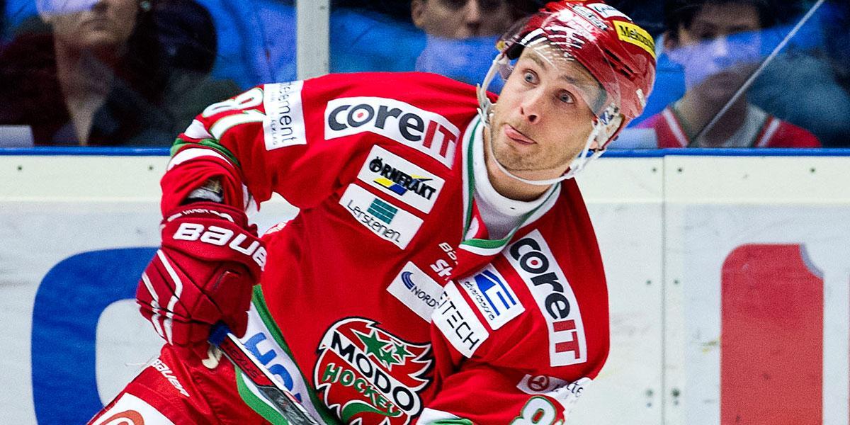 Ilari Filppula svarade för säsongens mål.