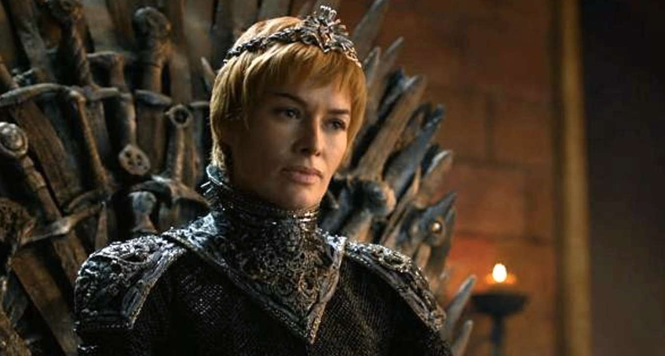 "Lena Headey i ""Game of thrones""."
