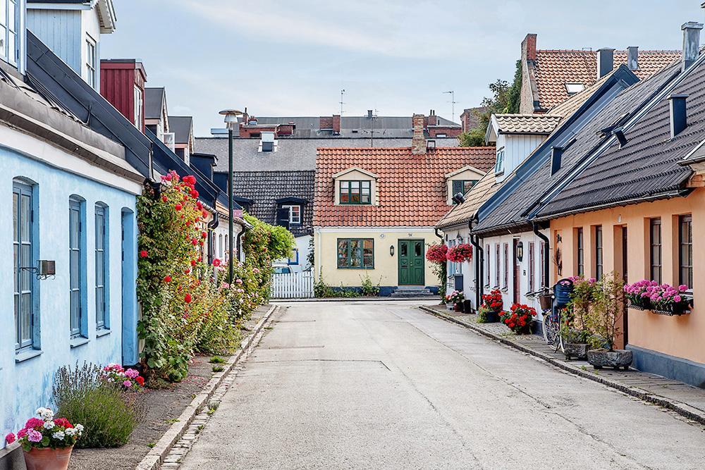 Kirseberg i Malmö.