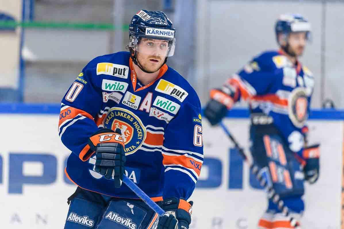 Erik Josefsson blev tvåmålsskytt.