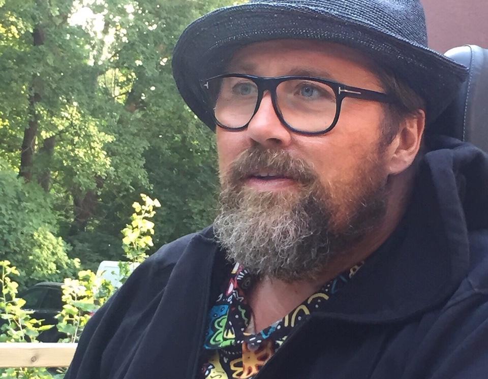 """Ragnar """"Ragge"""" Henrik Eklund."""
