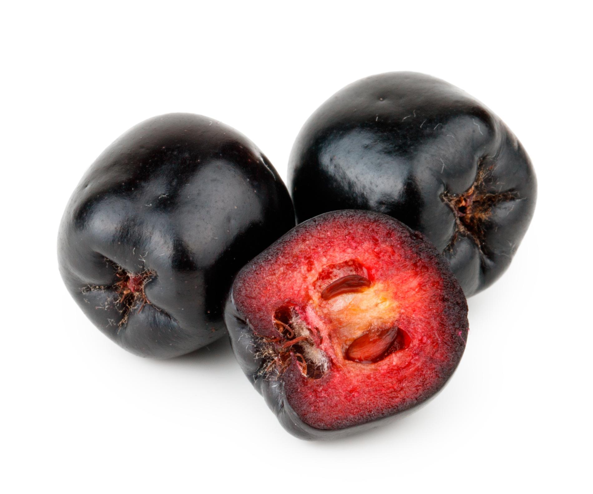 I välsorterade mataffärer kan du hitta aroniabär i frysdisken.