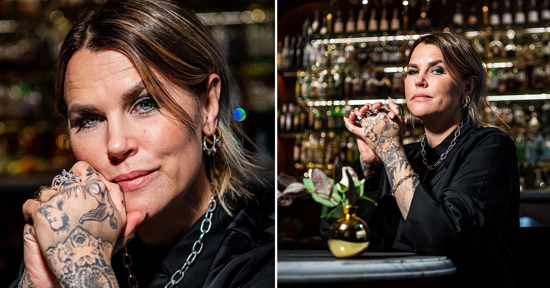 """Mia Skäringer: Därför är jag med så lite i nya avsnitten av """"Solsidan"""""""