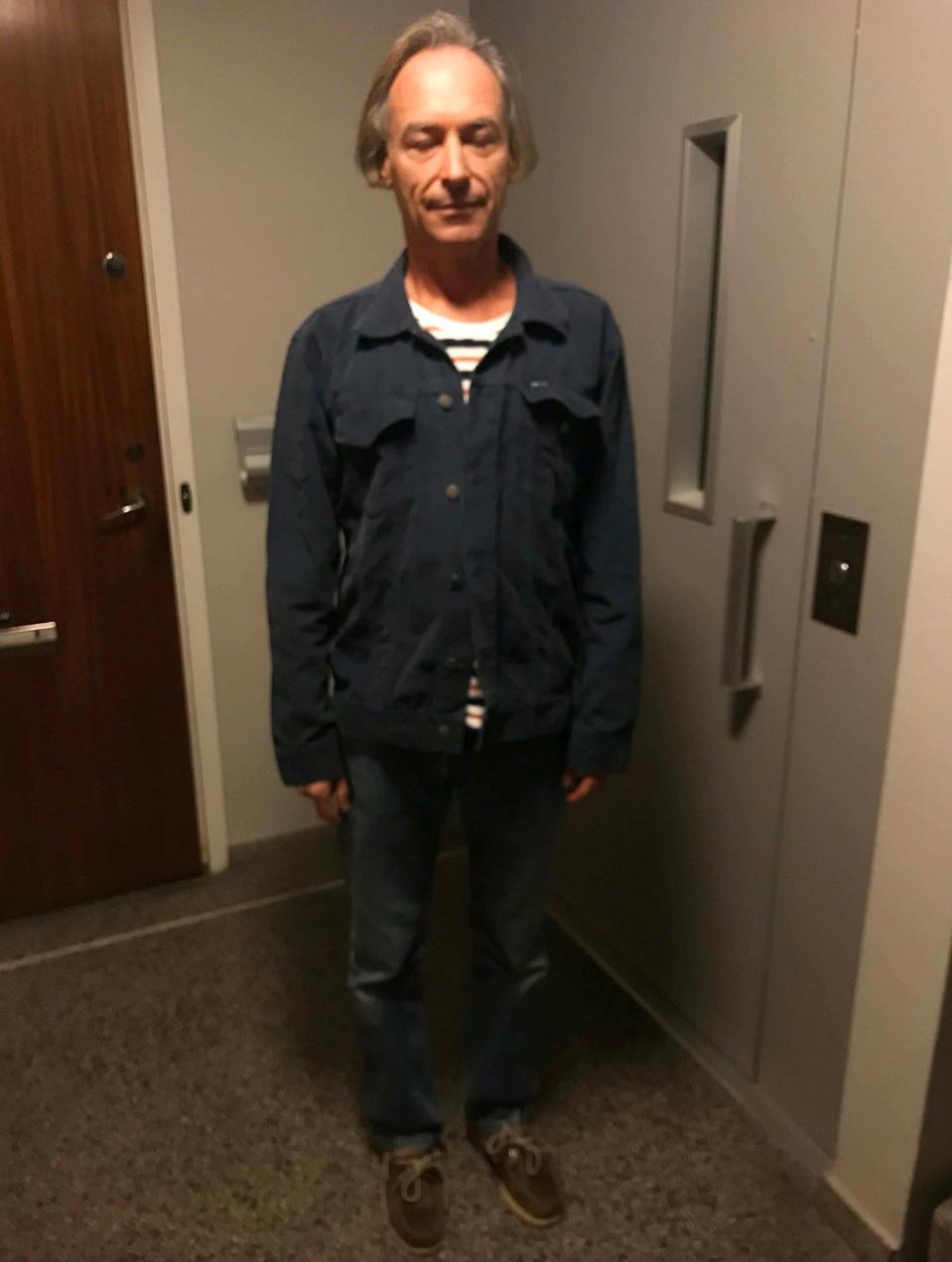 Mark Lorentzon, 55, misstänks för explosionen i Annedal.