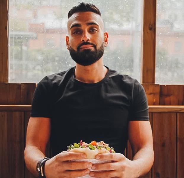 Jiray Seropian är Norrköpingssonen som vigdt sitt liv åt kebab.