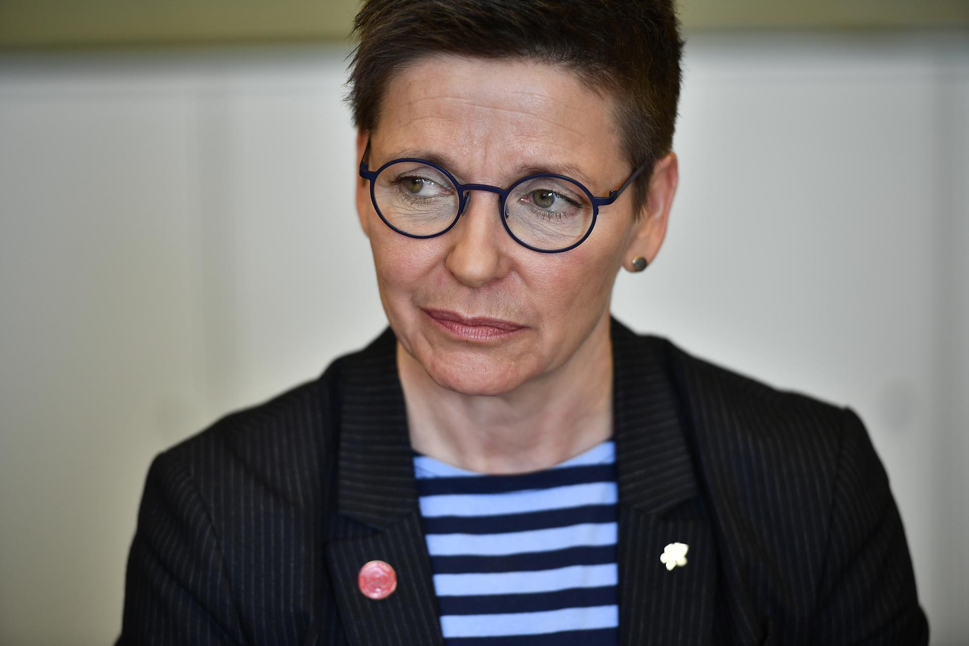 Ann-Sofie Hermansson friades i dag i det uppmärksammade förtalsmålet i Göteborgs tingsrätt.