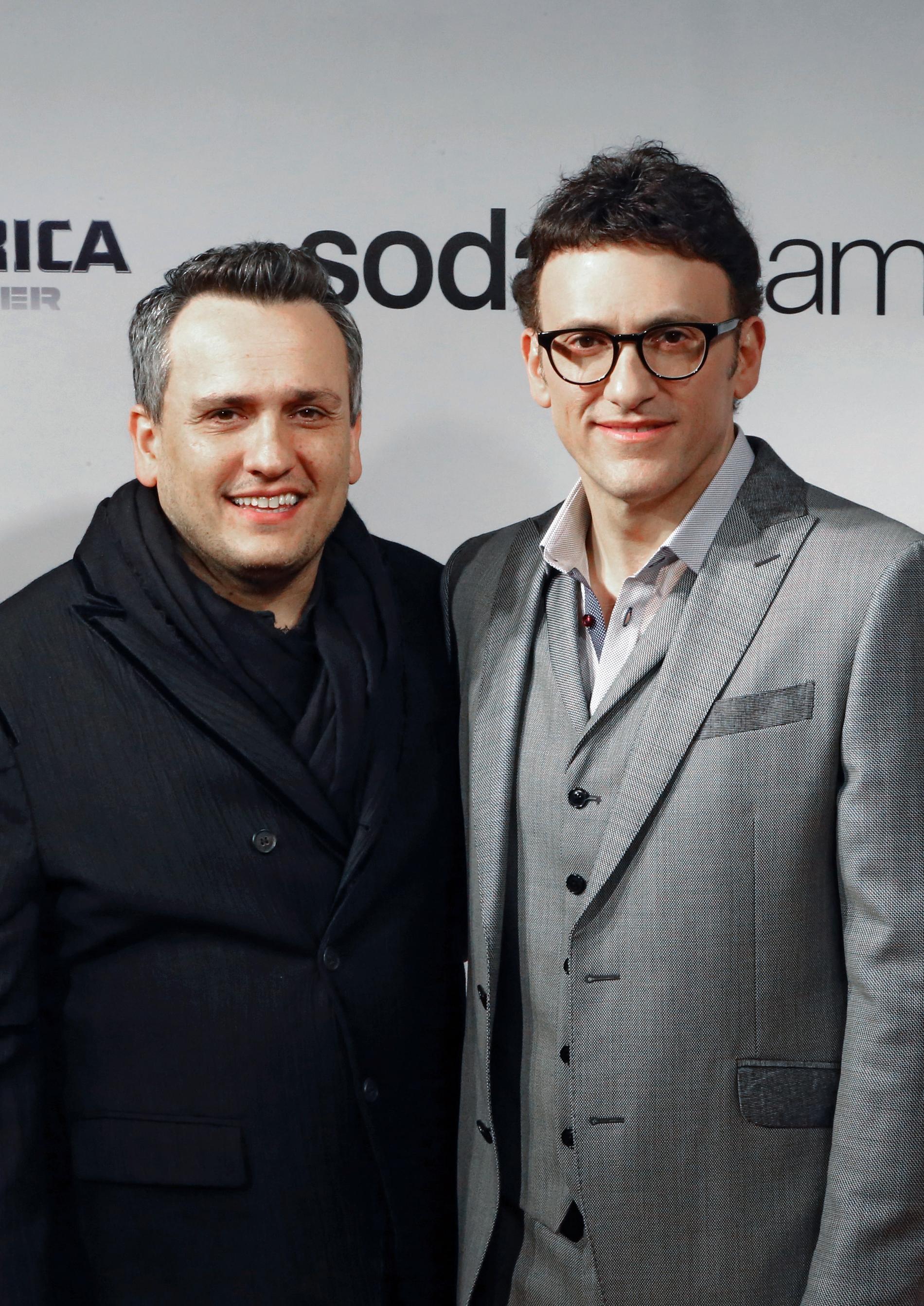 Anthony och Joe Russo.