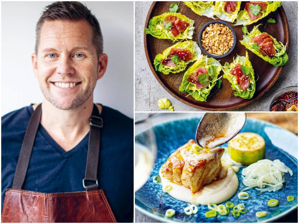 Mattias Larsson tipsar om hur du enklast lagar en hel meny.