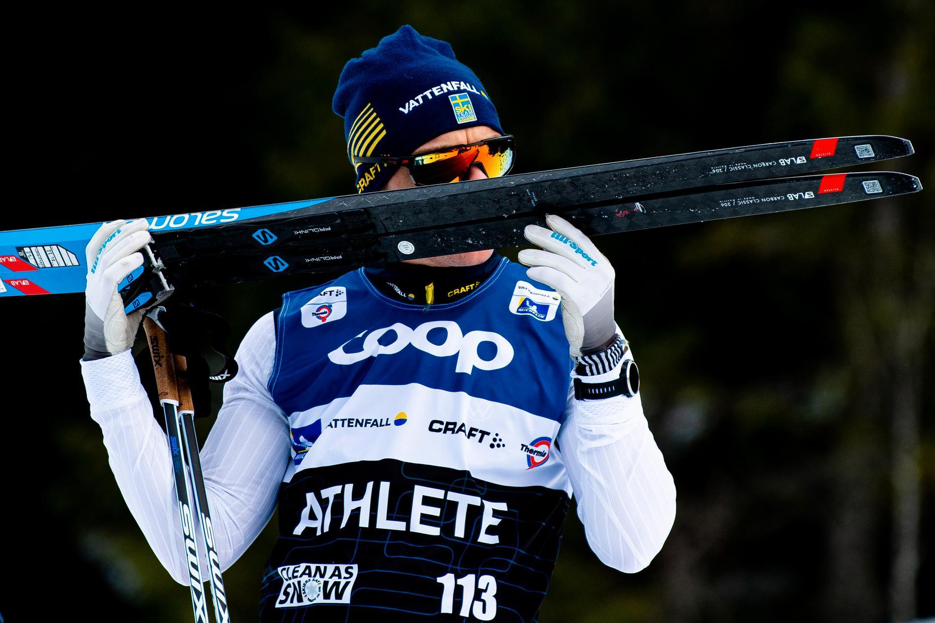 Martin Bergström.