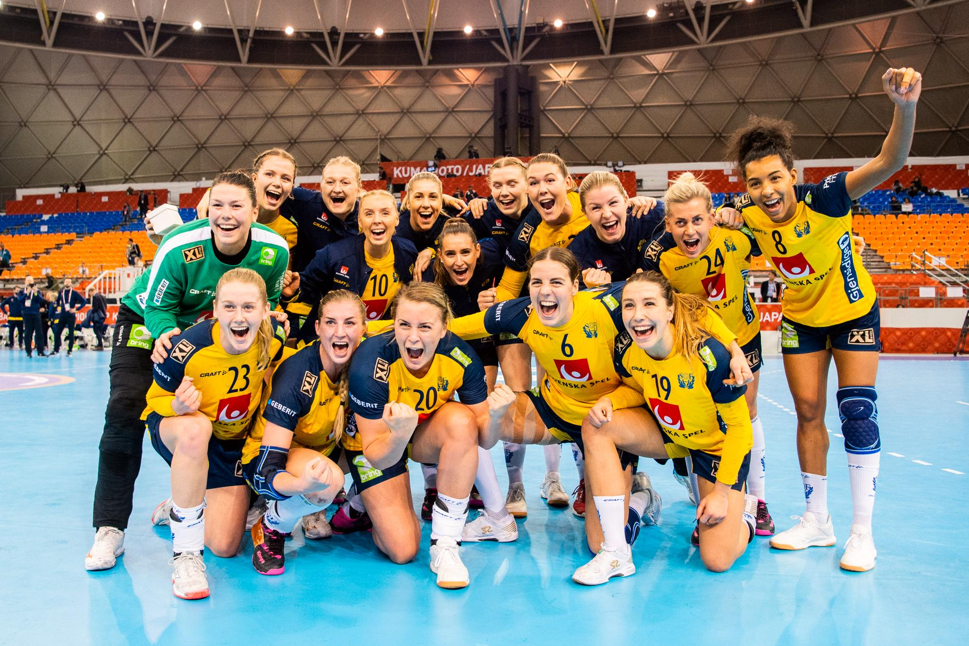 Sverige visade klass i sista matchen.