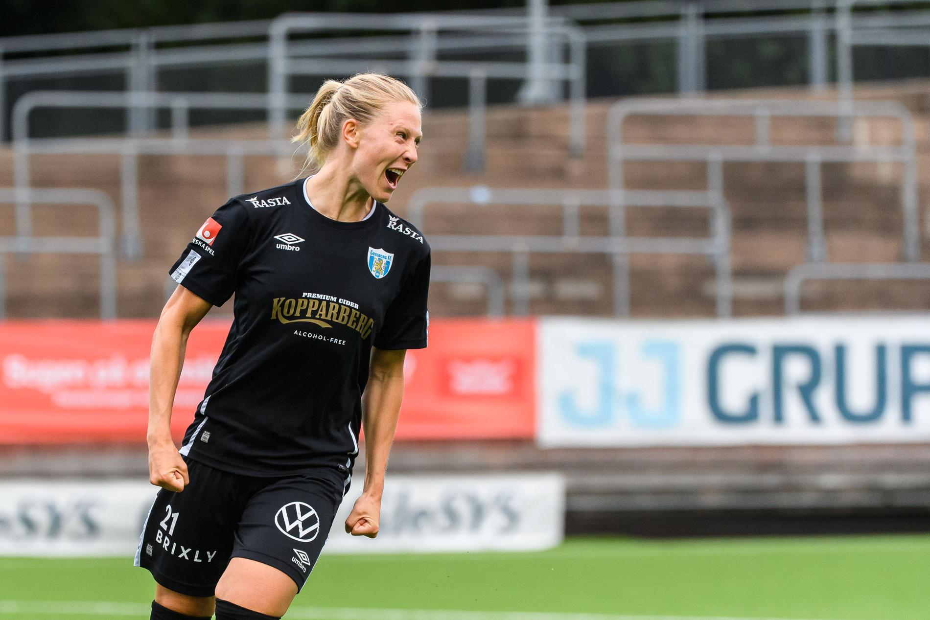 Rebecka Blomqvist.