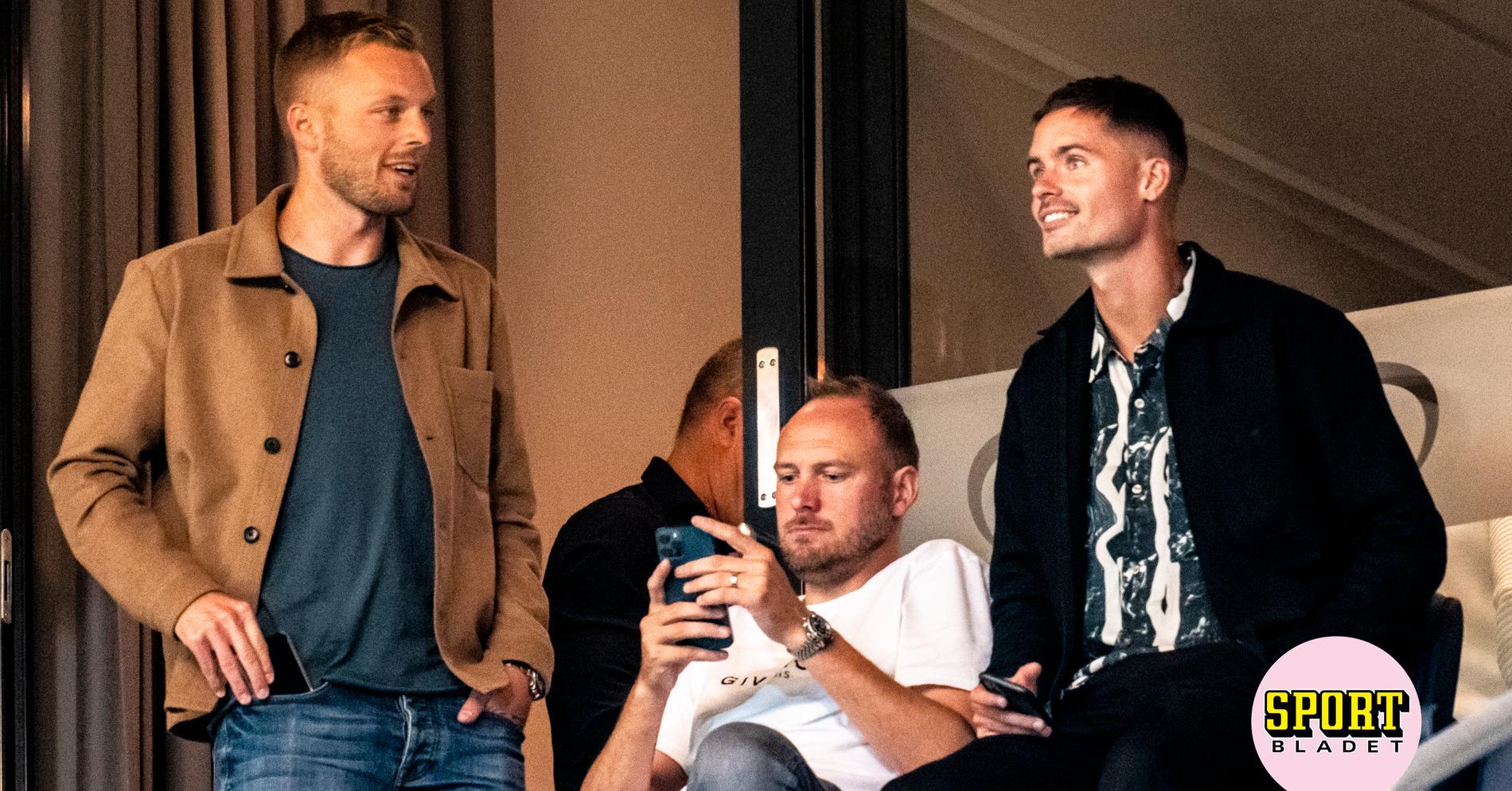 """Mikael Lustig svar på vännernas hyllning: """"Deras förtjänst"""""""