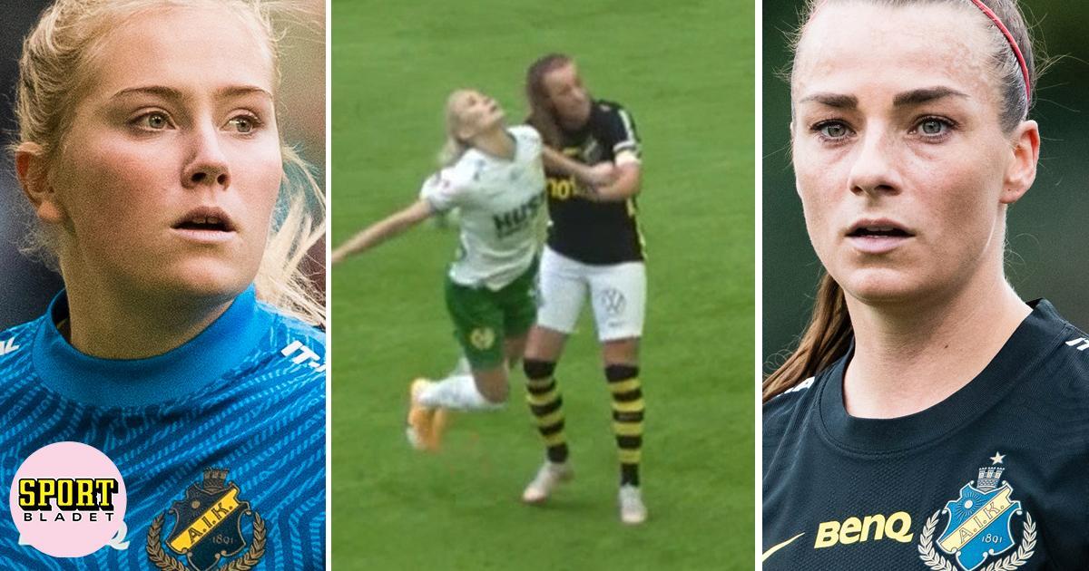 """AIK-ilska efter Hammarbys straff: """"Jag fattar inte"""""""
