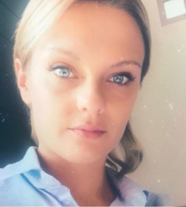 Beata Ratzman försvann natten till lördag.