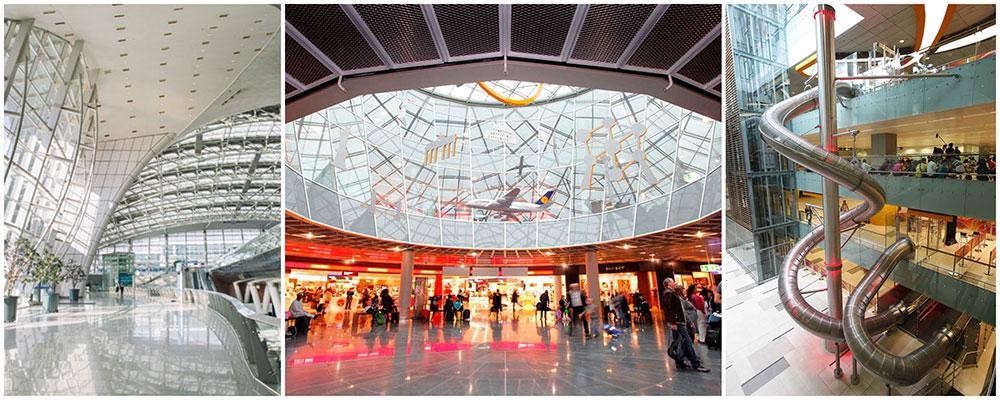 Skytrax listar världens bästa flygplatser varje år.