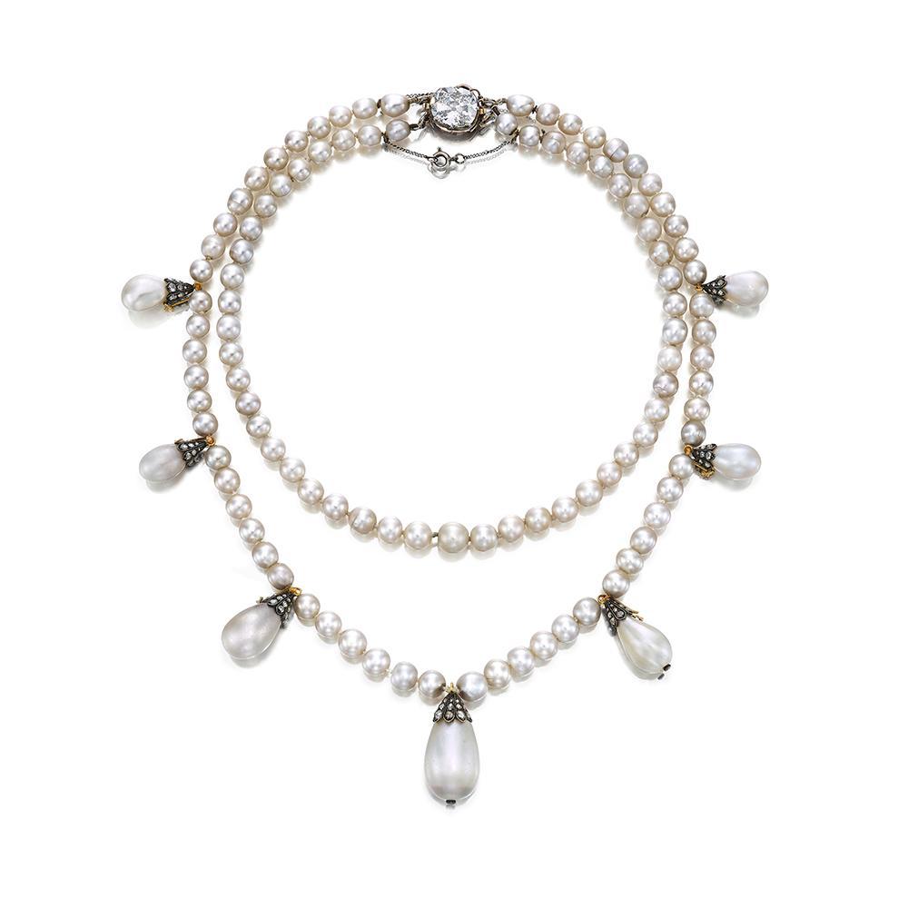 Drottning Josefinas halsband beräknas säljas för minst 26 miljoner kronor.