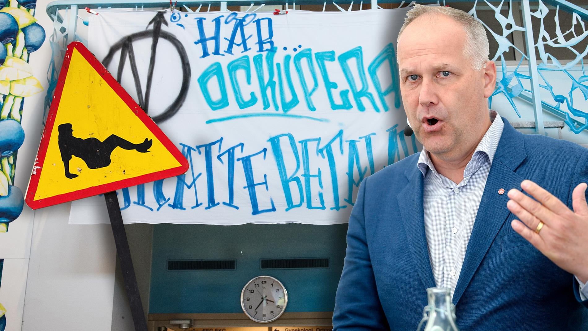 Vårt mål är en förlossningsvård i toppklass, skriver Jonas Sjöstedt, Vänsterpartiet.