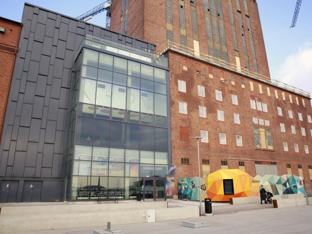 Kokpunkten – actionbad i Västerås