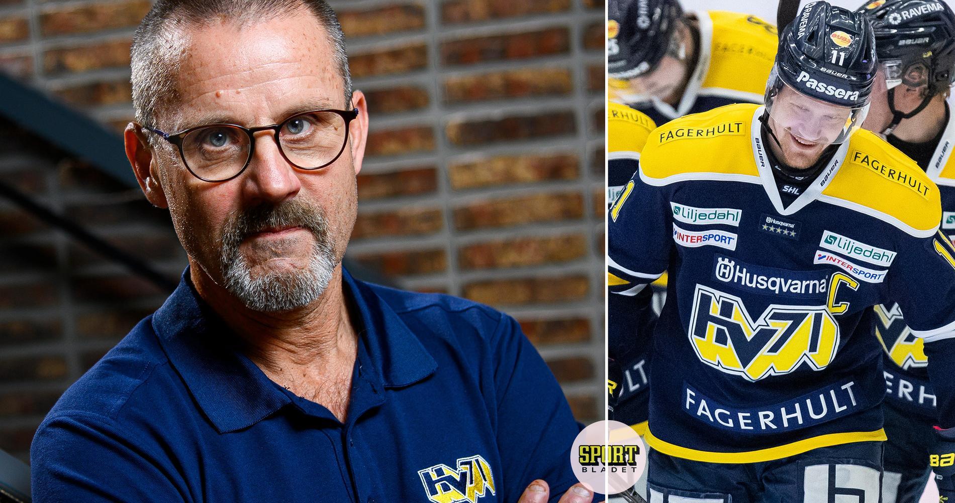 Tommy Samuelsson har hockeysveriges svåraste jobb