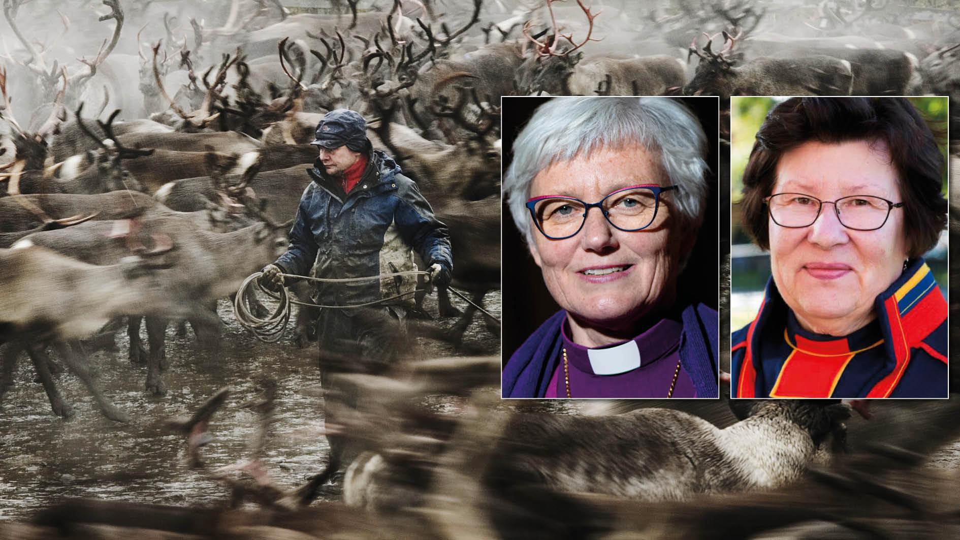 Svenska kyrkan kommer att framföra en offentlig ursäkt till hela det samiska folket. Men även staten måste ta ansvar. Det går inte an att värna urfolksrätten i princip och samtidigt blunda för hur Sveriges urfolk har det, skriver ärkebiskop Antje Jackelén och Ingrid Inga.