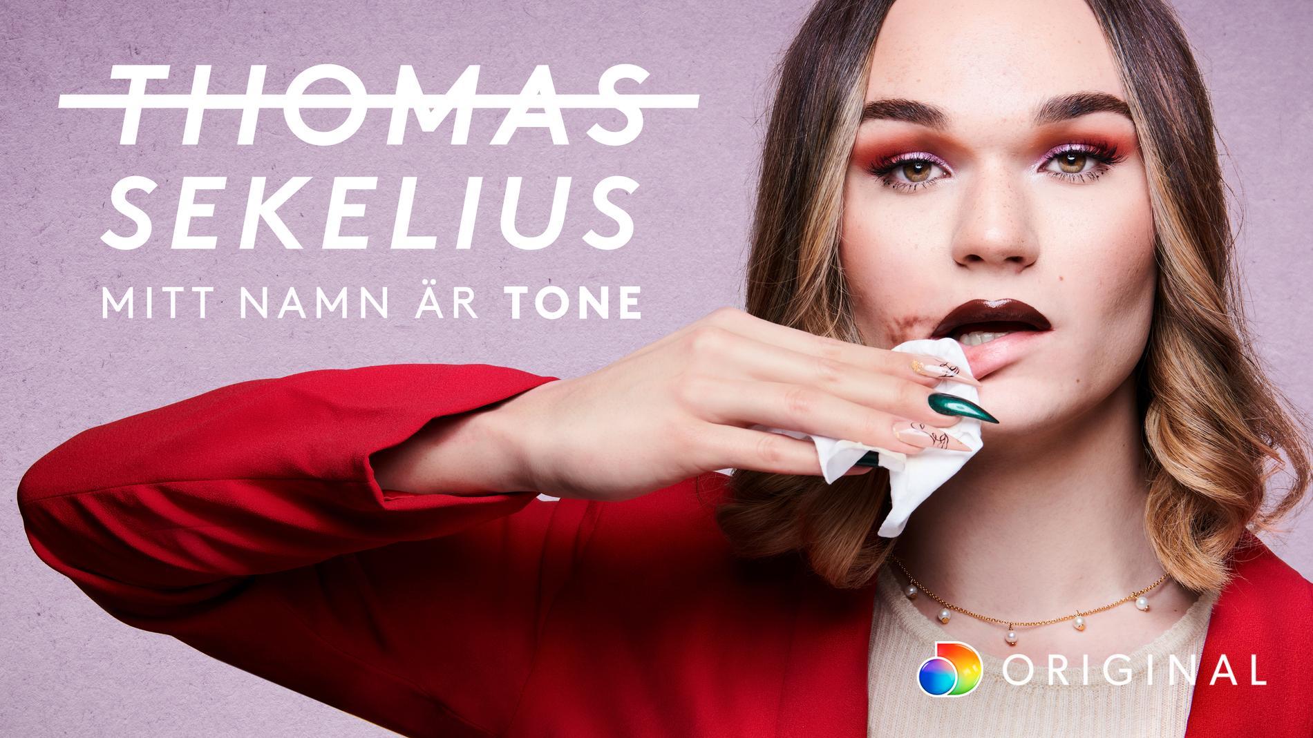 """""""ThomasSekelius: Mitt namn är Tone"""" finns att streama på Discovery+."""