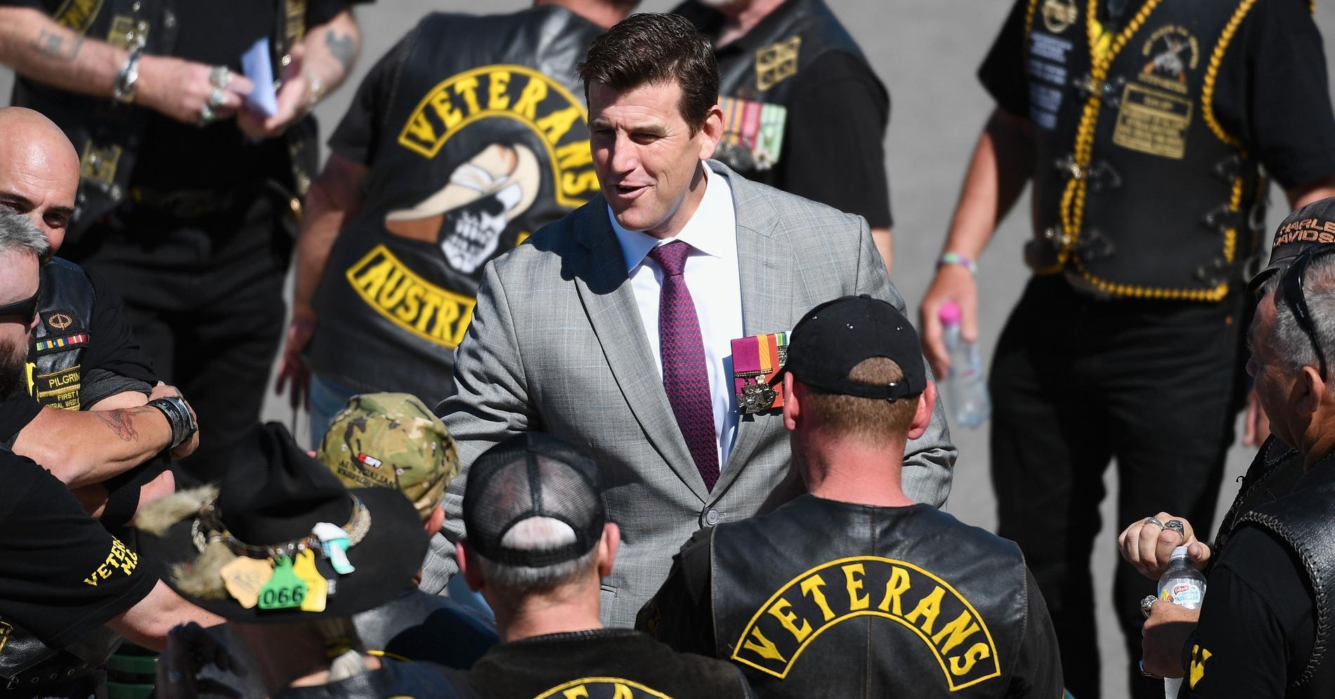 Ben Roberts-Smith har hyllats som krigshjälte i Australien.