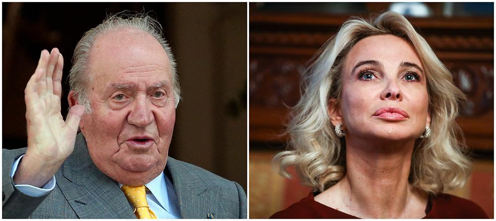 Ex-kung Juan Carlos och hans älskarinna Corinna zu Sayn-Wittgenstein gömde undan ca 660 miljoner kronor i ett skatteparadis.