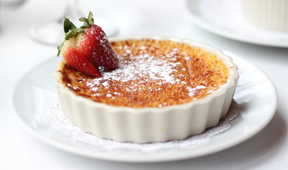 Crème brûlée – lyxigt till budgetpris.