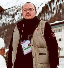 Sportbladets Patrik Thornéus.