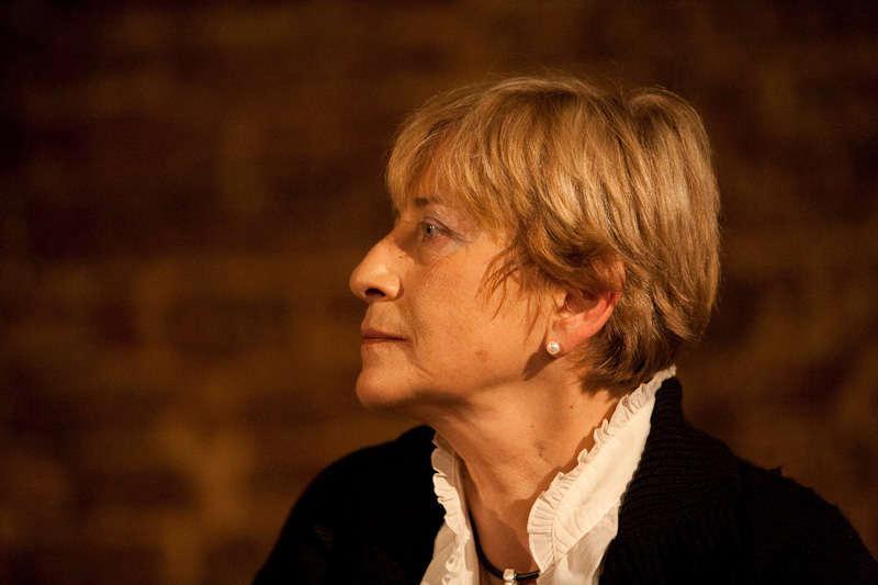 Ryska Olga Sedakova är poet och lingvist.